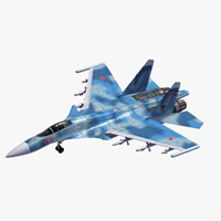Su33 Naval Flanker